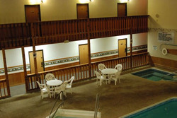 Pool Side Rooms on First and Second Floors!