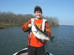 Bass Fishing in Wisconsin!