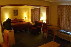 Luck Country Inn Hotel Room2