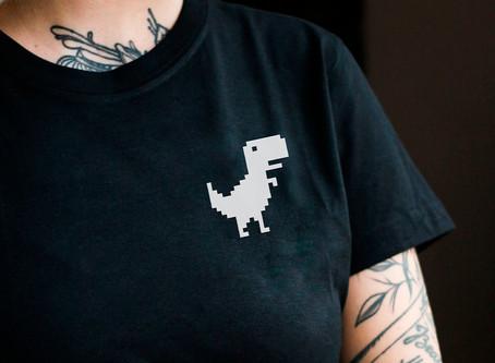 The Offline Dinosaur