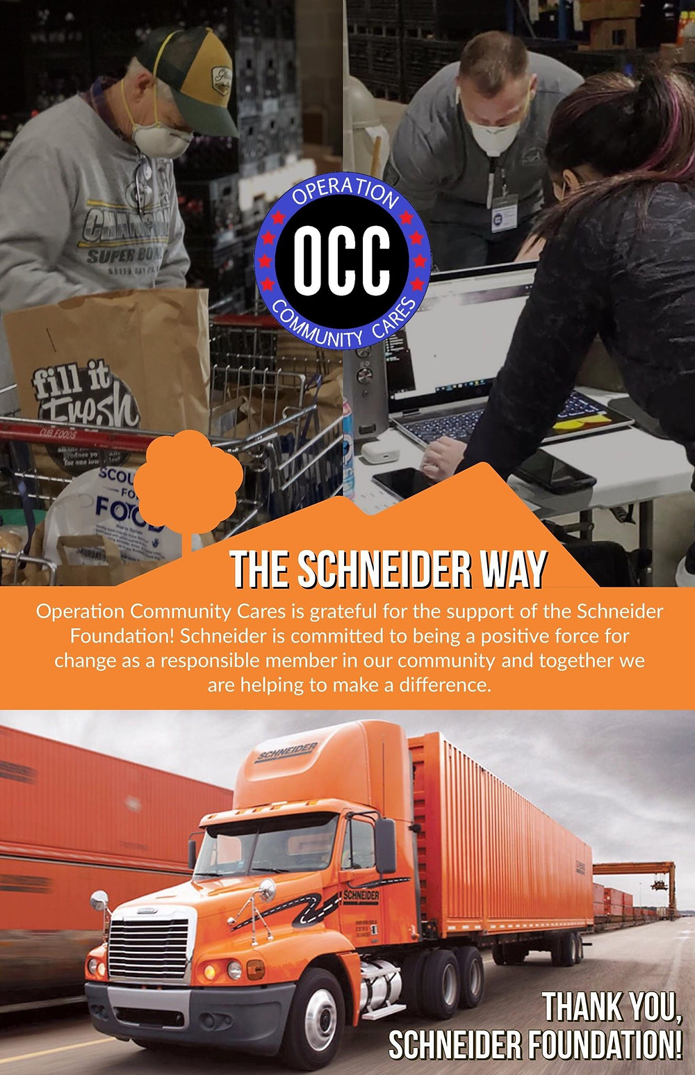 Thank you from OCC