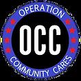 Operation Community Cares Logo - OCC Logo