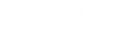Cloisters Logo Vector White.png
