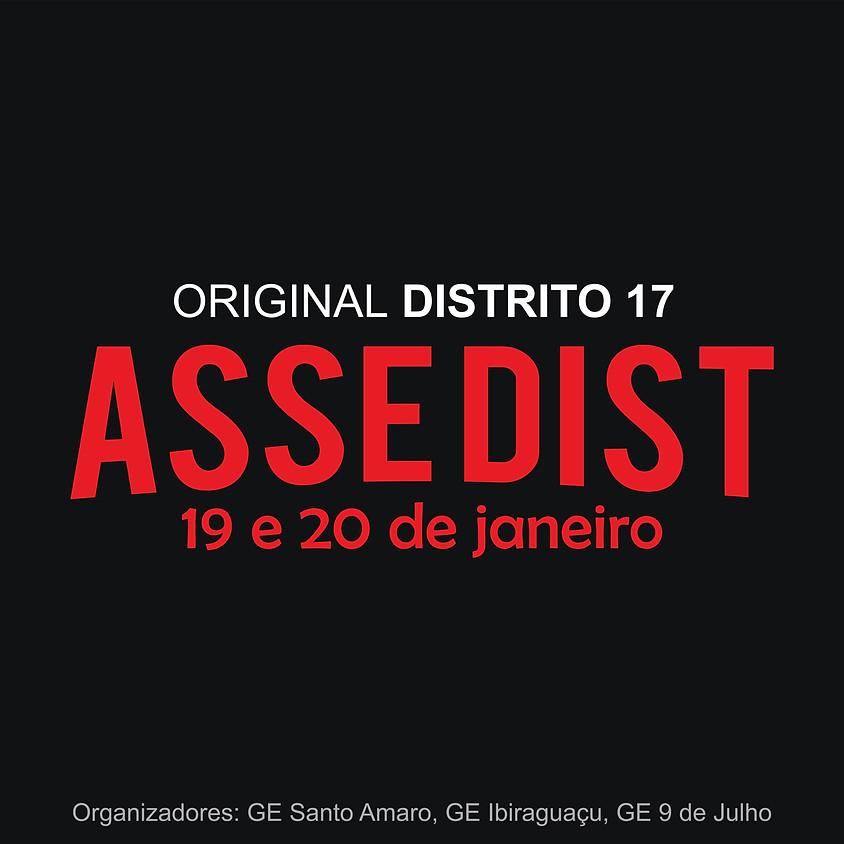 Assembleia Distrital - Jovem