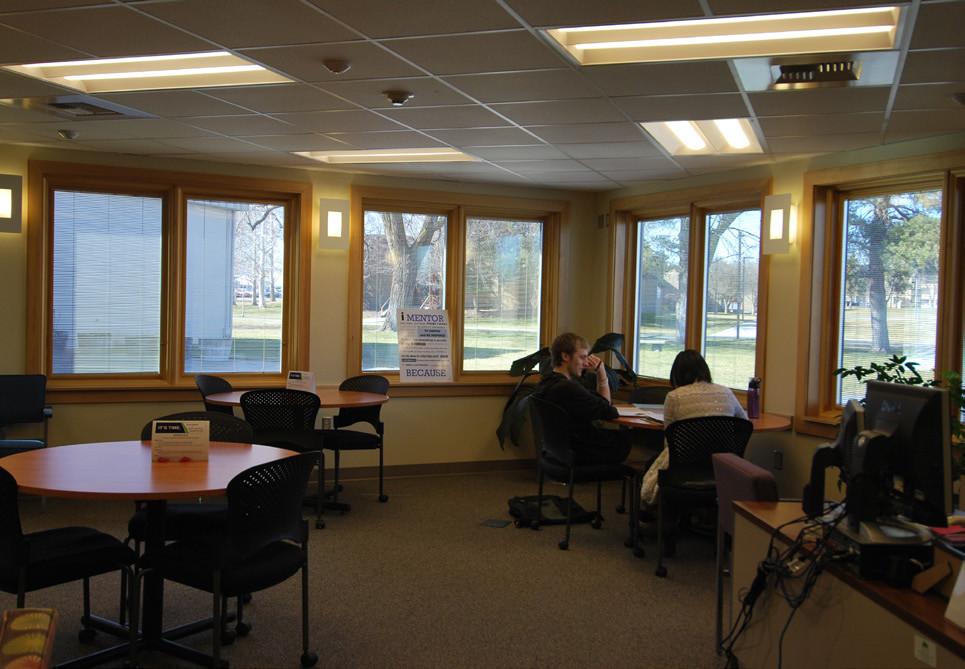 BBCC Student Success Center Students stu