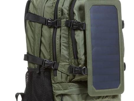 Portable solar cells