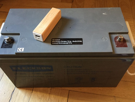 Energy storage / accumulators