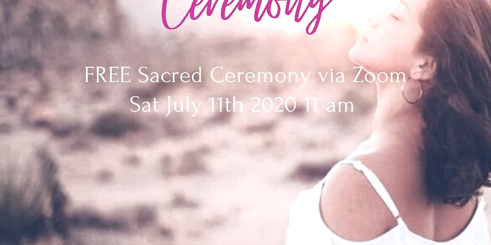 Rite of the Womb Sacred Ceremony