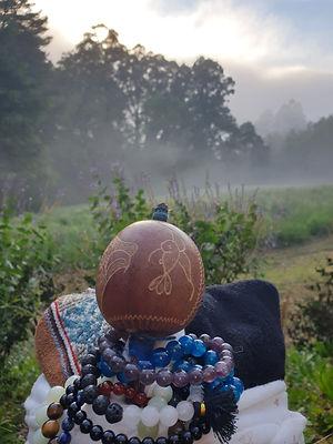 Mesa at sunrise Mt Dandenong