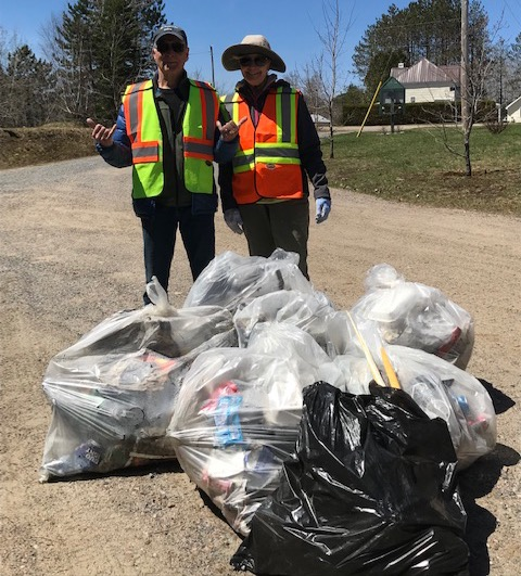 2019 Road Clean up