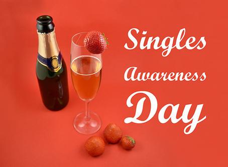 Singles Awareness Day???