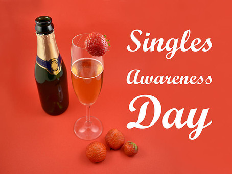 Singles Awareness Day???