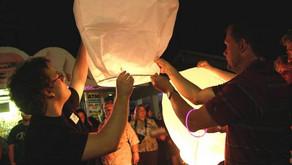 Flying Lanterns, Fearless Foxes & Gypsy Moths