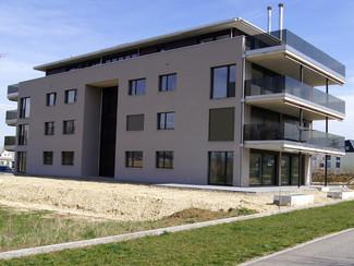 MFH Elblingstrasse 18, Ettingen
