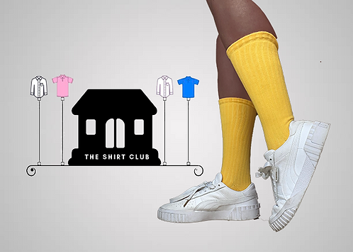 Plain Shirt Club Socks