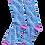 Thumbnail: Pin Stripy Shirt Club Socks