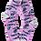 Thumbnail: Paisley Patterned Shirt Club Socks