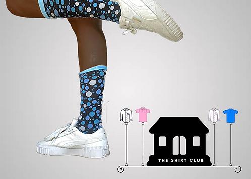 Dot to Dot Shirt Club Socks