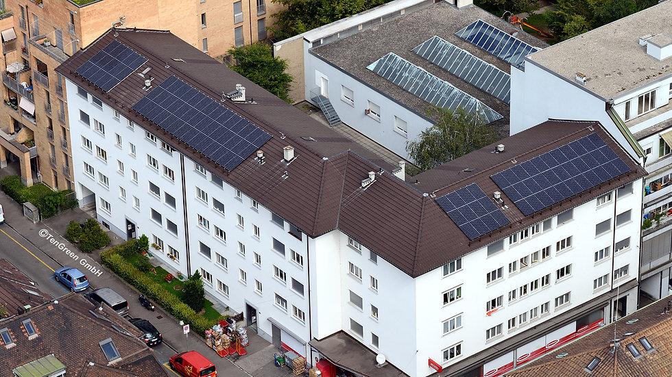 Standort: Giessliweg 71-73, 4057 Basel