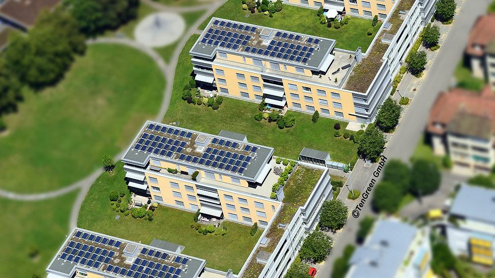 Standort: Brückenstrasse 2-6 & 8-12, 5430 Wettingen