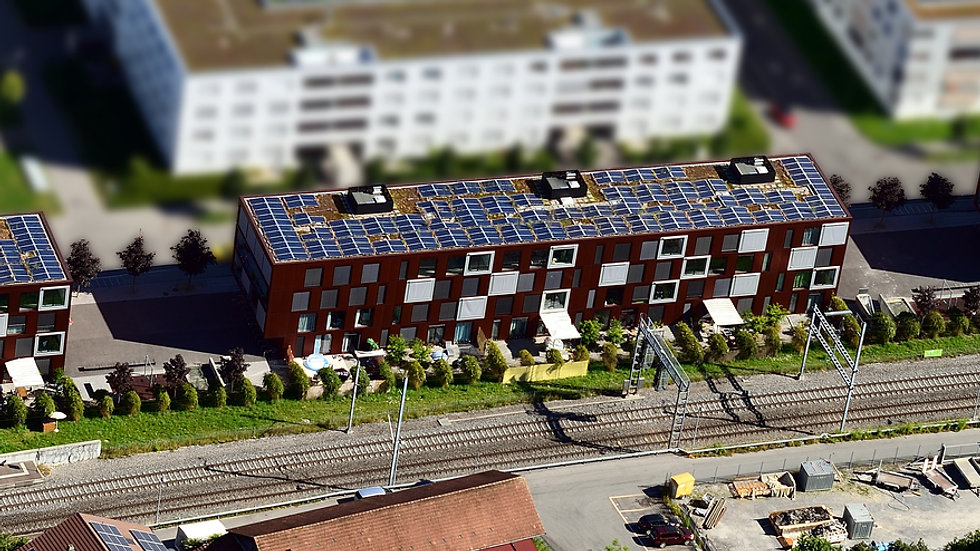 Standort: Riedbachstr. 81-85, 87-95 & 93-97, 3027 Bern