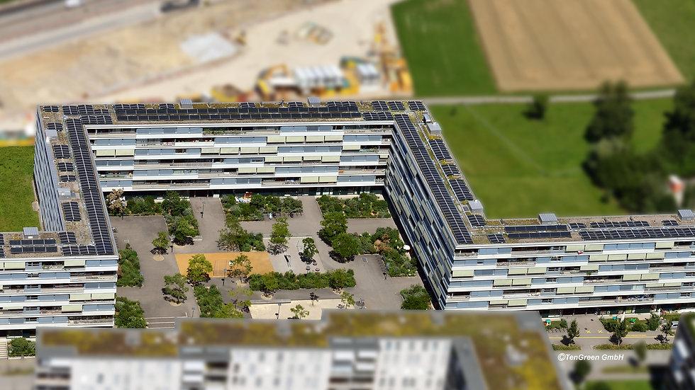 Standort: Mühlackerstr. 102-108, 8046 Zürich