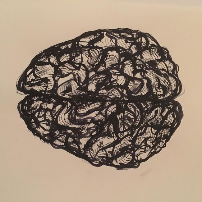 'The Brain' (2016)