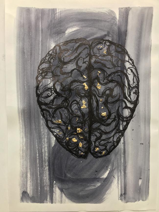 'Brain #4' (2016)
