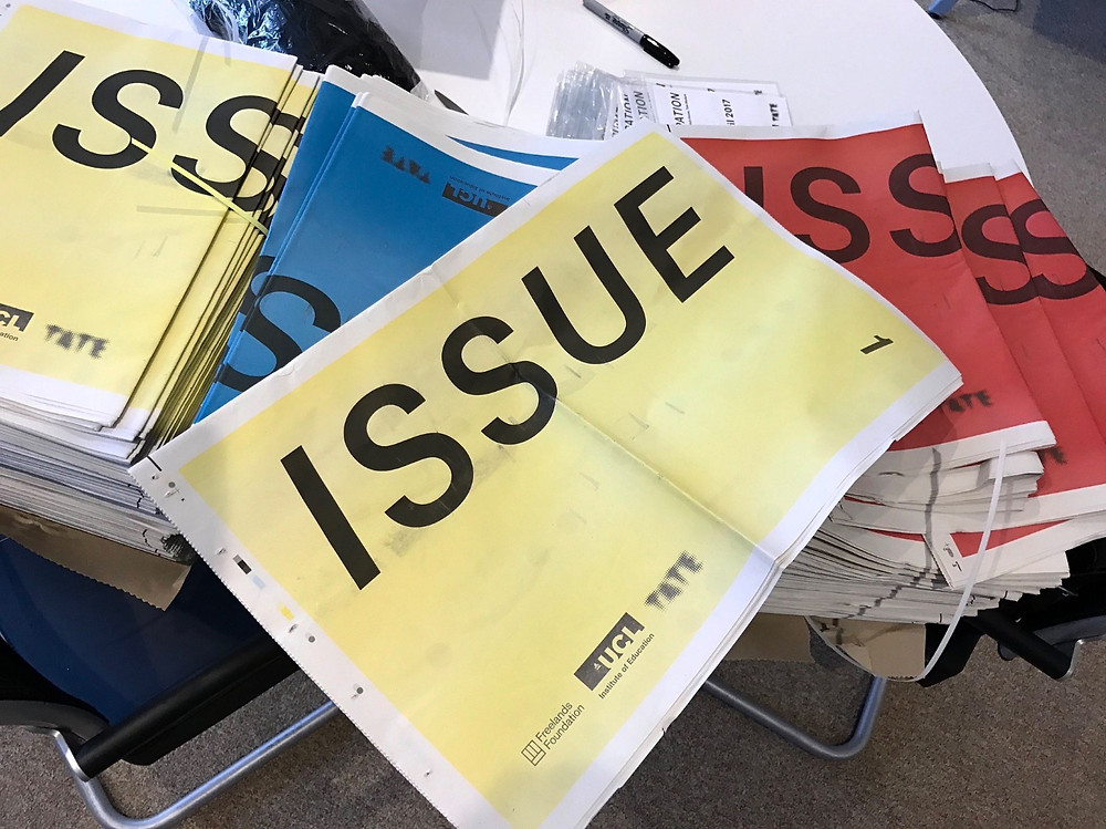 Issues UCL/IOE Tate & Freelands