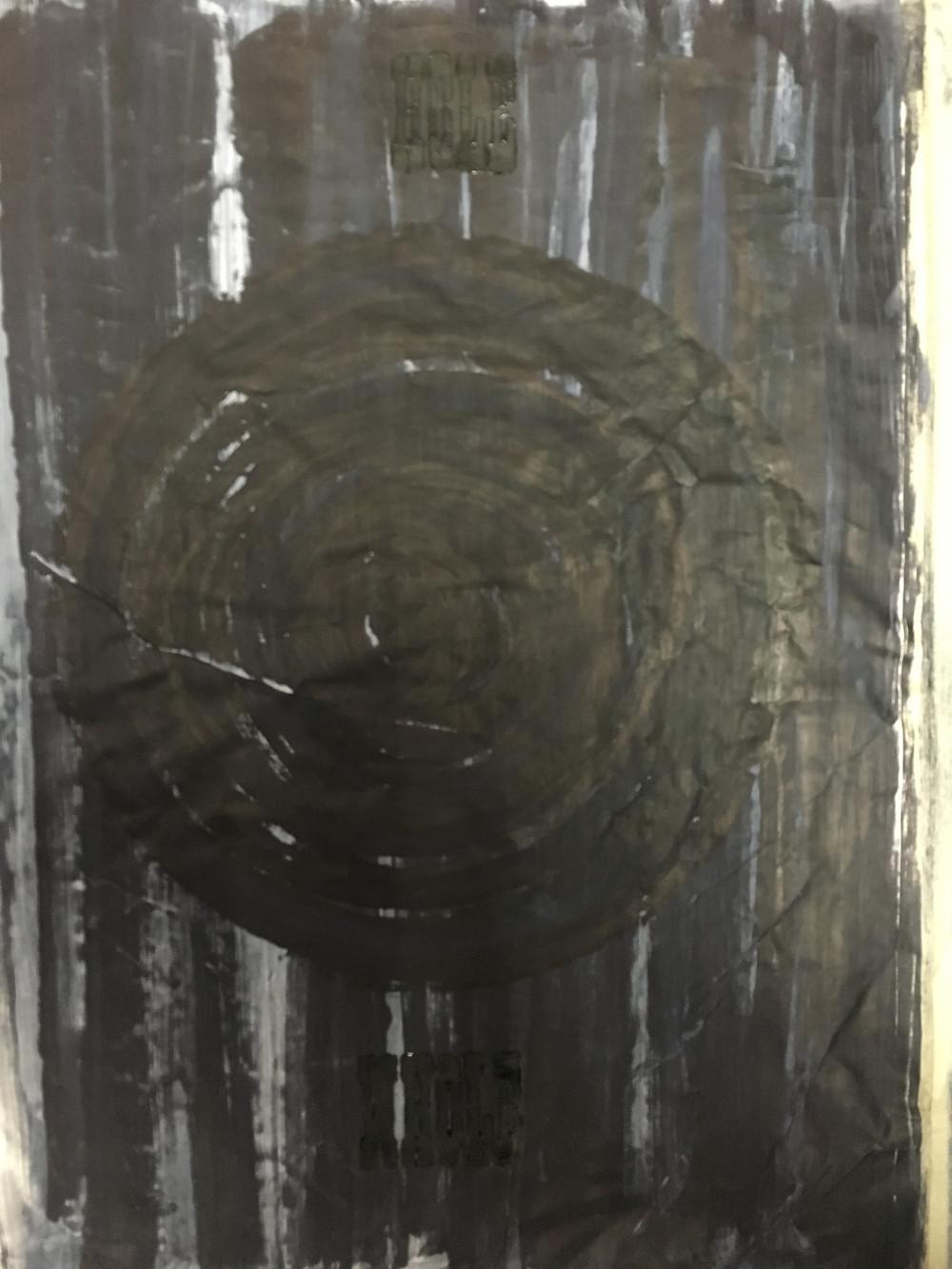 Ash drawing Hole / Whole
