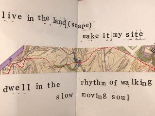 Wandering mind, wandering feet, wandering soul