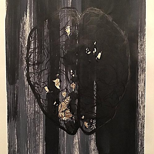 Brain #2 (2016) limited edition Giclee print
