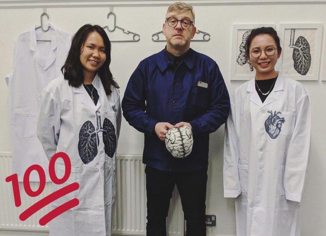 Laboratory assistants (2018)