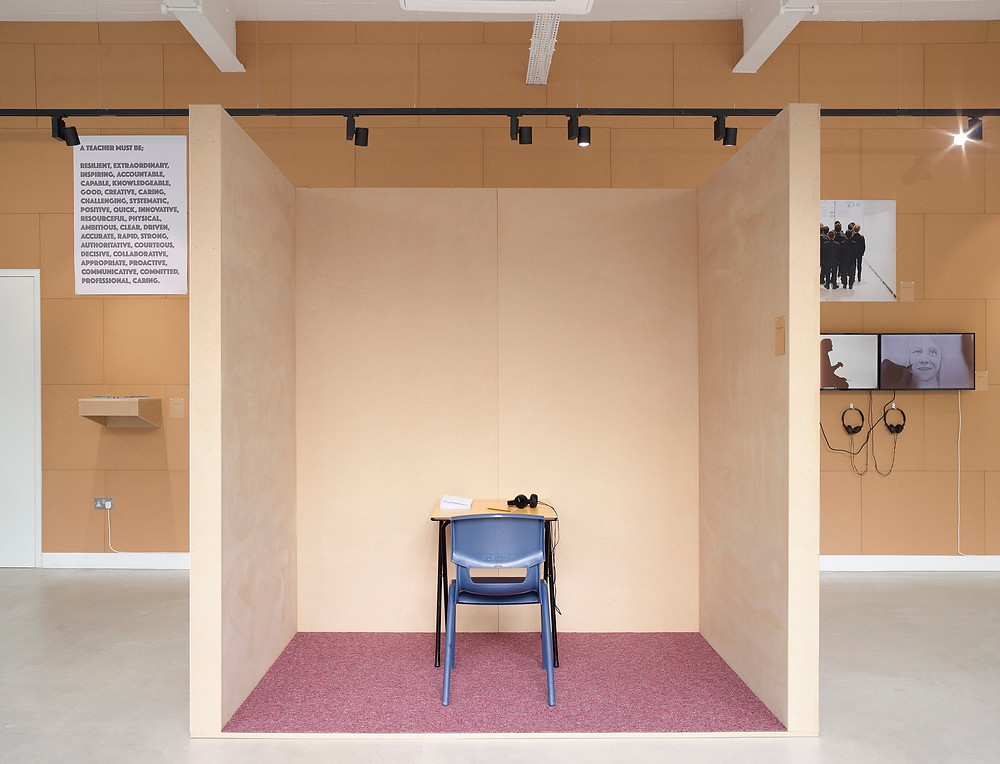 Freelands Foundation Gallery Resist exhibition
