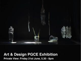 Artist Teachers final year exhibition at UCL IOE