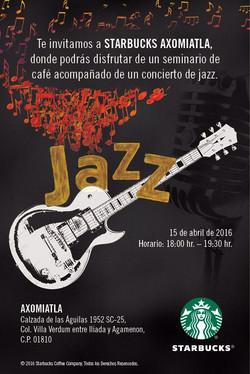 Starbucks Axomiatla