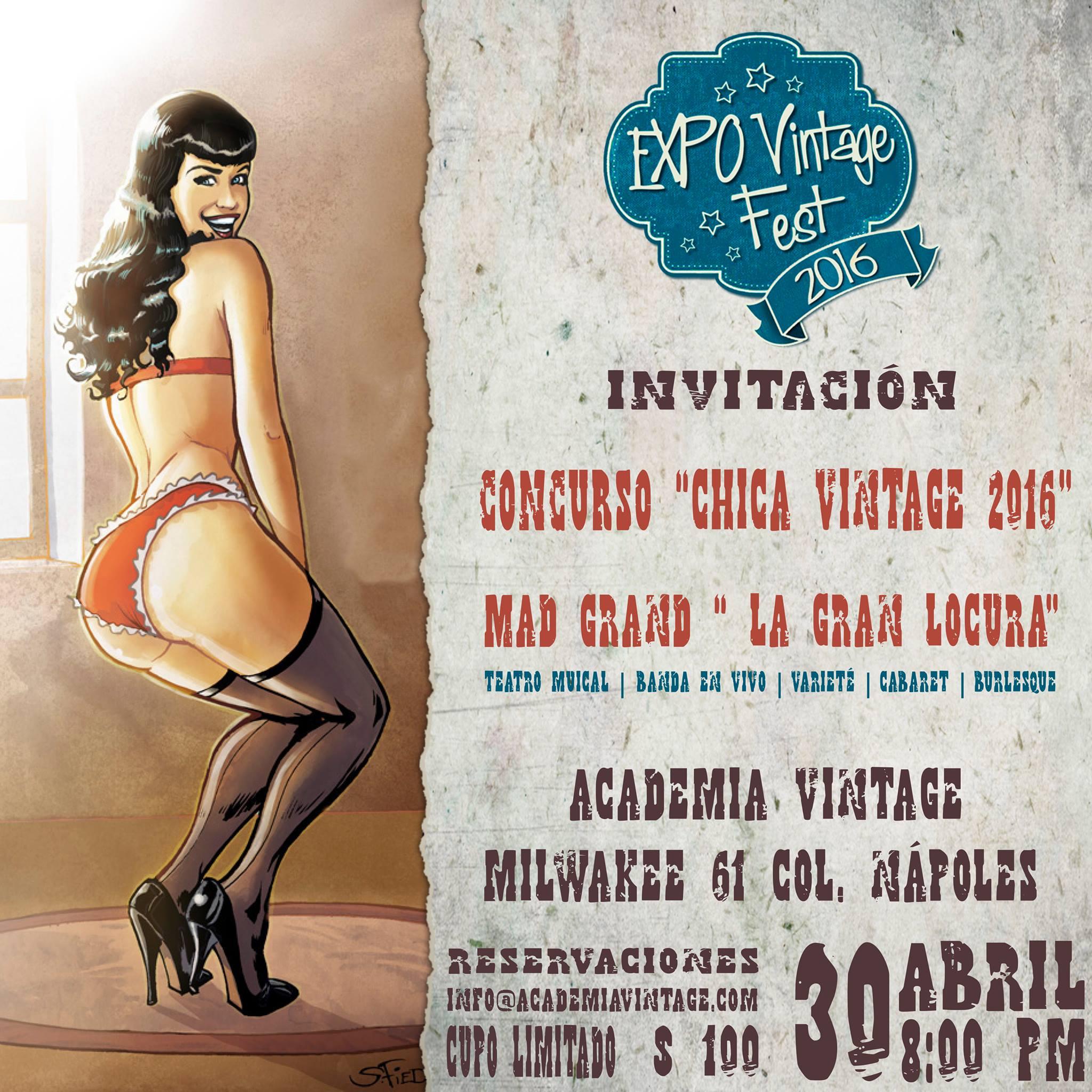 Expo VIntage