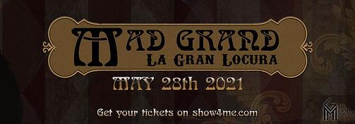 Mad Grand: El Show de la Gran Locura
