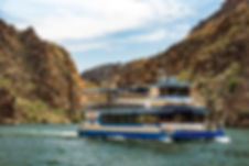 The Desert Belle at Sagurao Lake