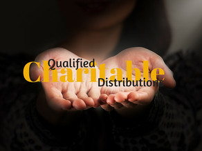 Qualified Charitable Distributions Win Win