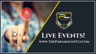 Register Now for Live Events from Paramount Leadership