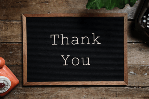 Gratitude, Donor Appreciation, Donor-Advised Fund, Thank You