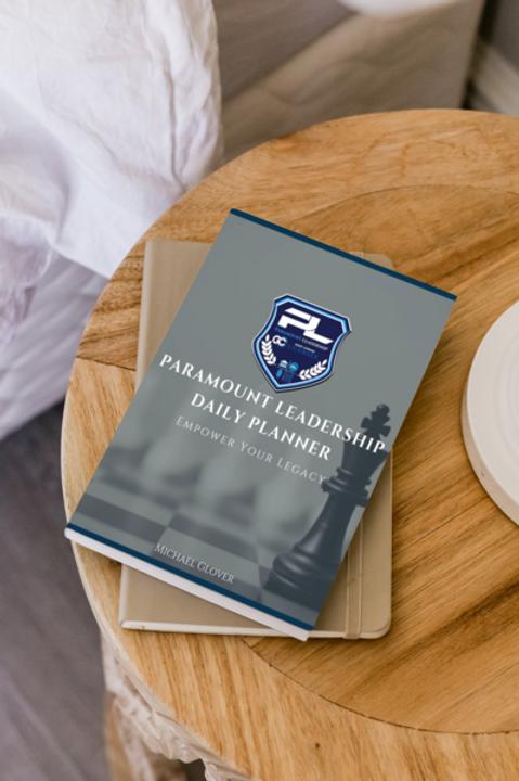 Paramount Leadership Digital Daily Planner
