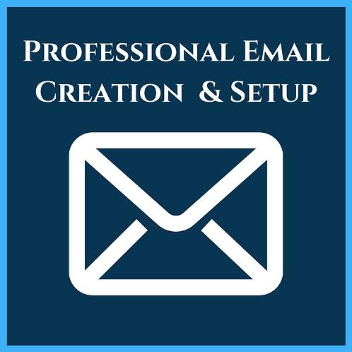 Professional Email Setup