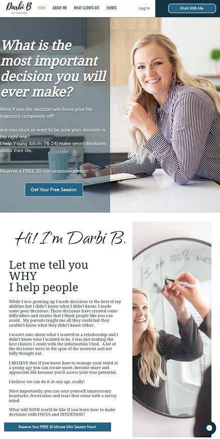 Darbi B Life Coaching
