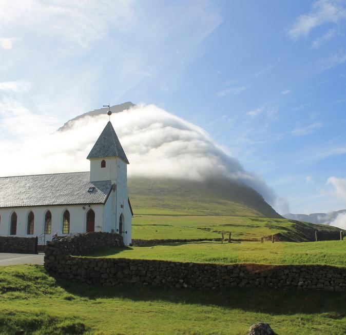 Church in the Faroe Islands.JPG