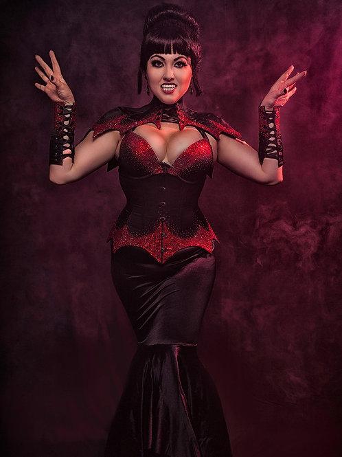 Sparkletits Vampire 5x7