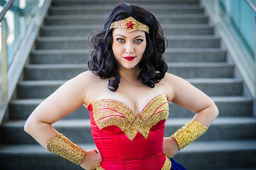 Burlesque Wonder Woman 1