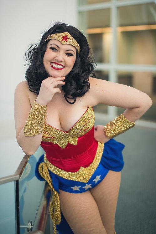 Burlesque Wonder Woman 2