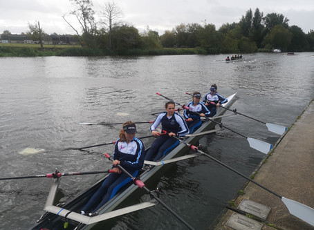 Wallingford Long Distance Sculls 2019